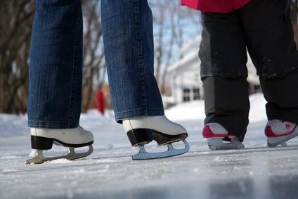 Patin sur glace