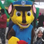 Mascotte « Chase Pat'Patrouille »