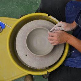 Tour à poterie