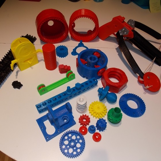 Imprimante 3D  mario maltais