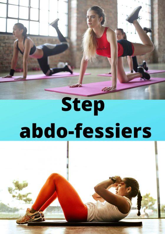 Step abdo-fessiers