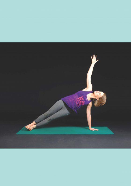 yoga abdos