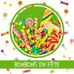 Bonbons en fête